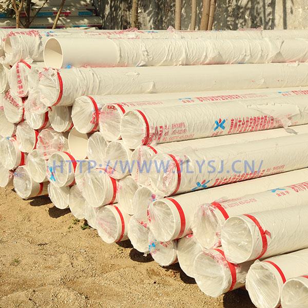 pvcu排水管规格50-200mm